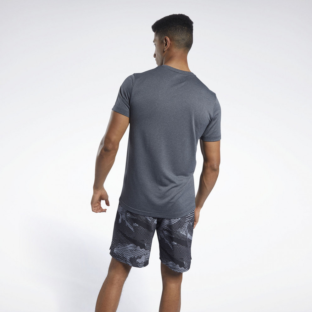 Reebok Sport Workout Ready Mélange Men's Tee