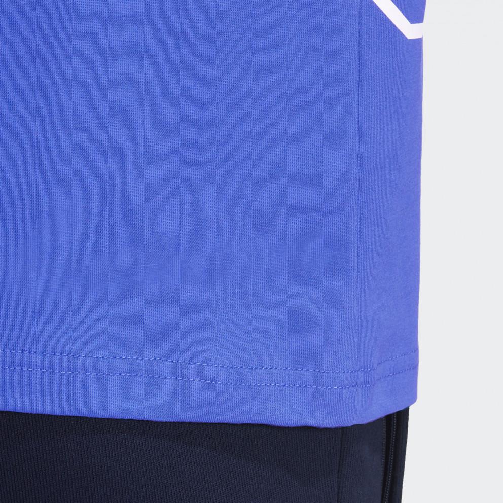 adidas Originals Big Trefoil Outline Ανδρική Μπλούζα
