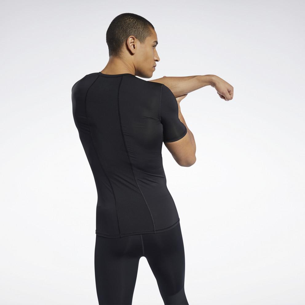 Reebok Sport Composition Tee Ανδρική Κοντομάνικη Μπλούζα