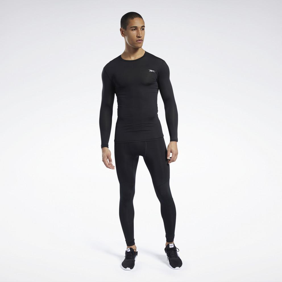 Reebok Sport Workout Ready Compression Ανδρική Μπλούζα