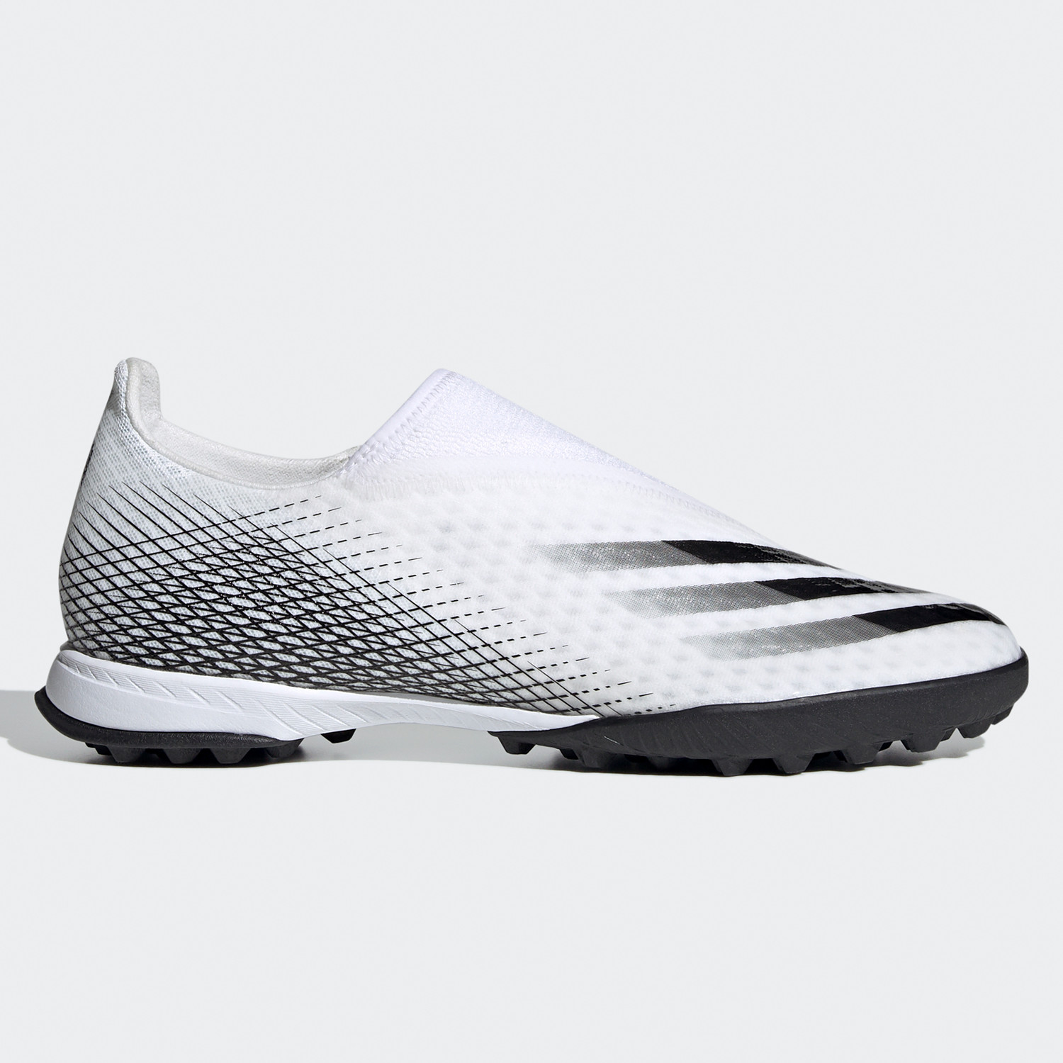 adidas Performance X Ghosted.3 Laceless Turf Ανδρικά Ποδοσφαιρικά Παπούτσια (9000059071_7708)