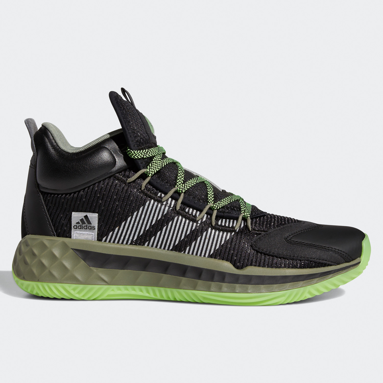 adidas Performance Pro Boost Mid Unisex Παπούτσια Για Μπάσκετ (9000059198_47725)