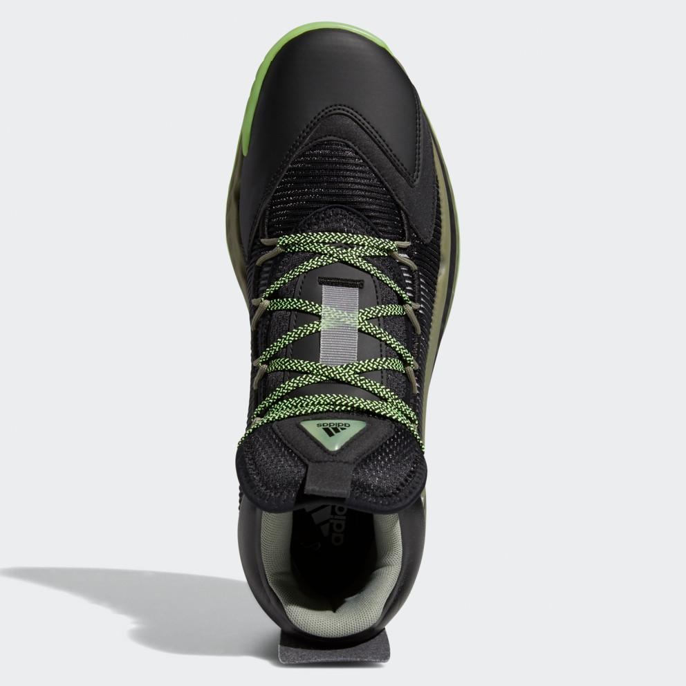 adidas Performance Pro Boost Mid Ανδρικά Μπασκετικά Παπούτσια