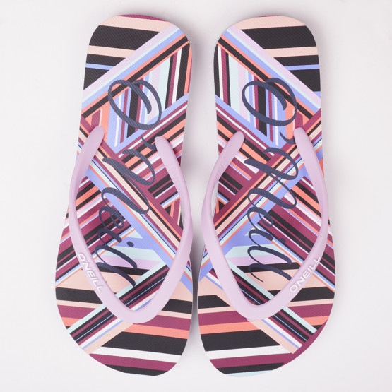 O'Neill Profile Graphic Women's Flip Flops