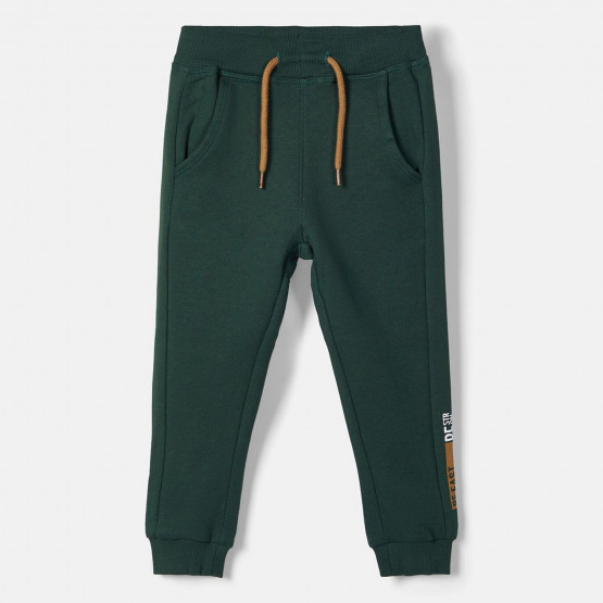Name it Nmmlanco Sweat Pants Bru Camp