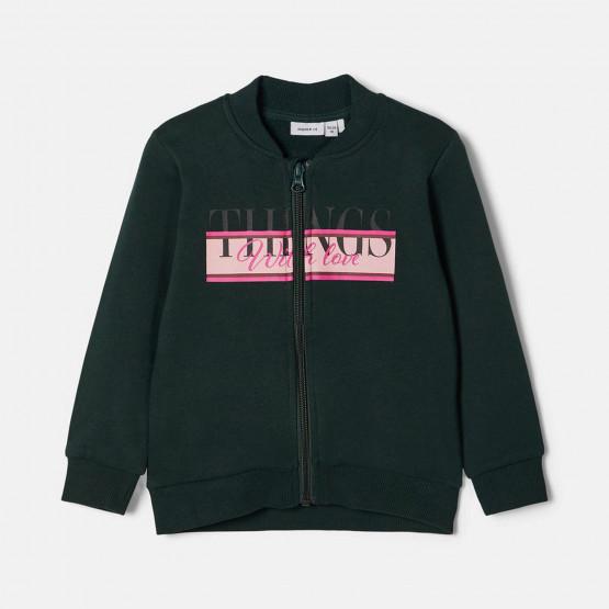 Name it Kids' Full-Zip Sweatshirt