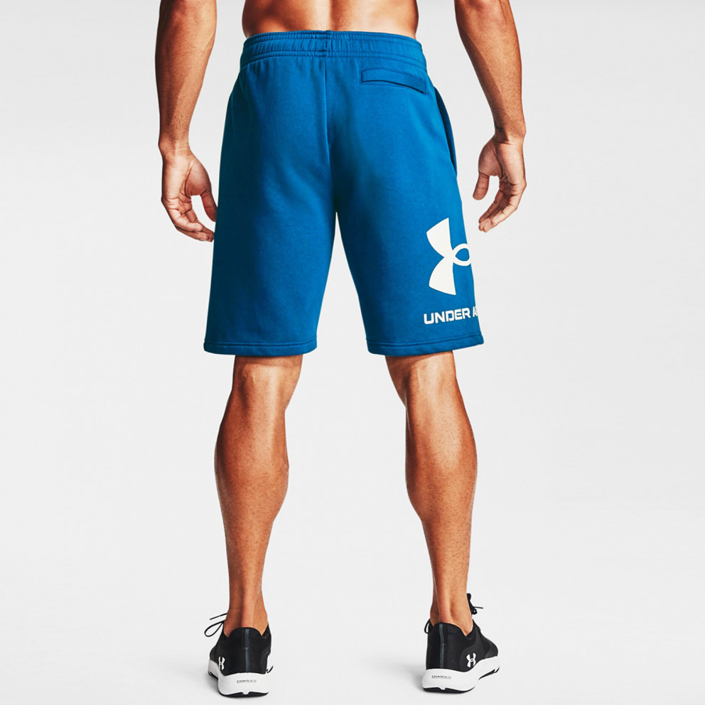 Under Armour Rival Fleece Big Logo Ανδρικό Σορτς
