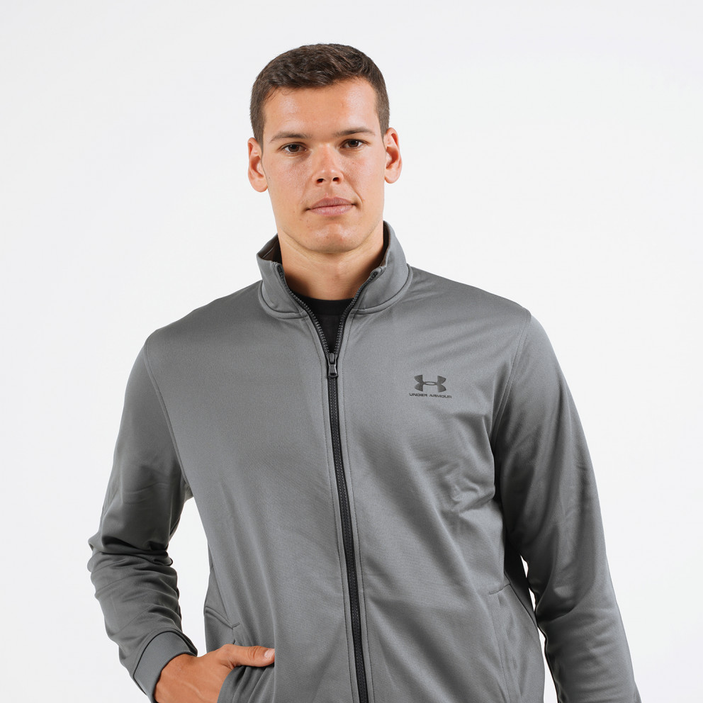 Under Armour Sportstyle Tricot Ανδρική Ζακέτα