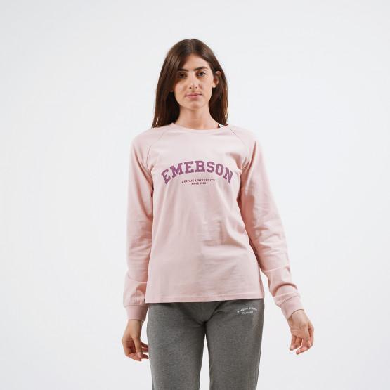 Emerson Women's Long-Sleeve T-Shirt