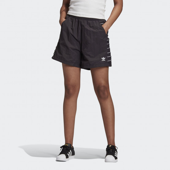 adidas originals lrg logo shorts