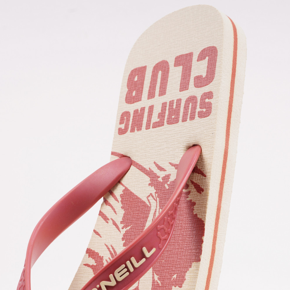 O'Neill Fm Profile Graphic Flip Flops
