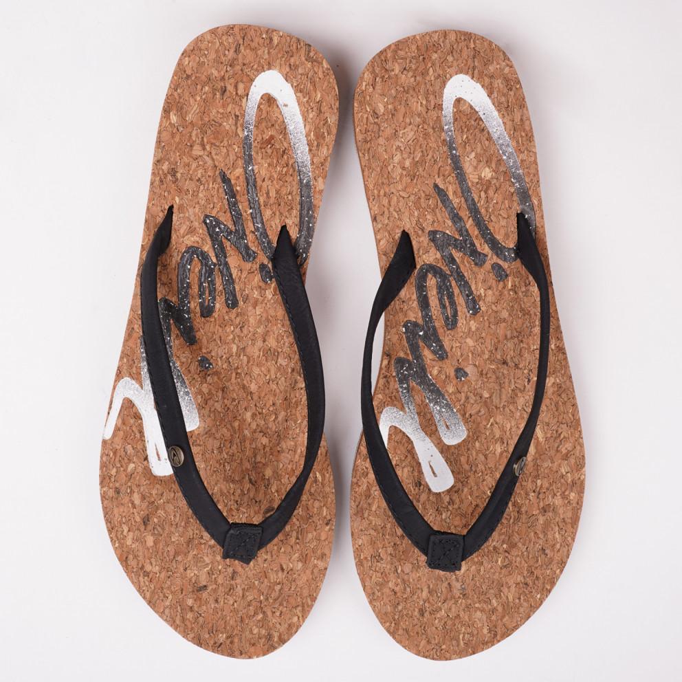 O'Neill Fw Logo Cork Sandals