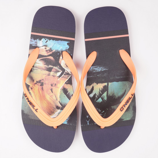 O'Neill Profile Graphic Men's Flip Flops