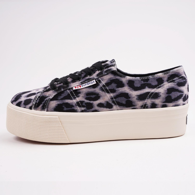 Superga 2790 Platform Velvet Sneakers (9000064473_49024)