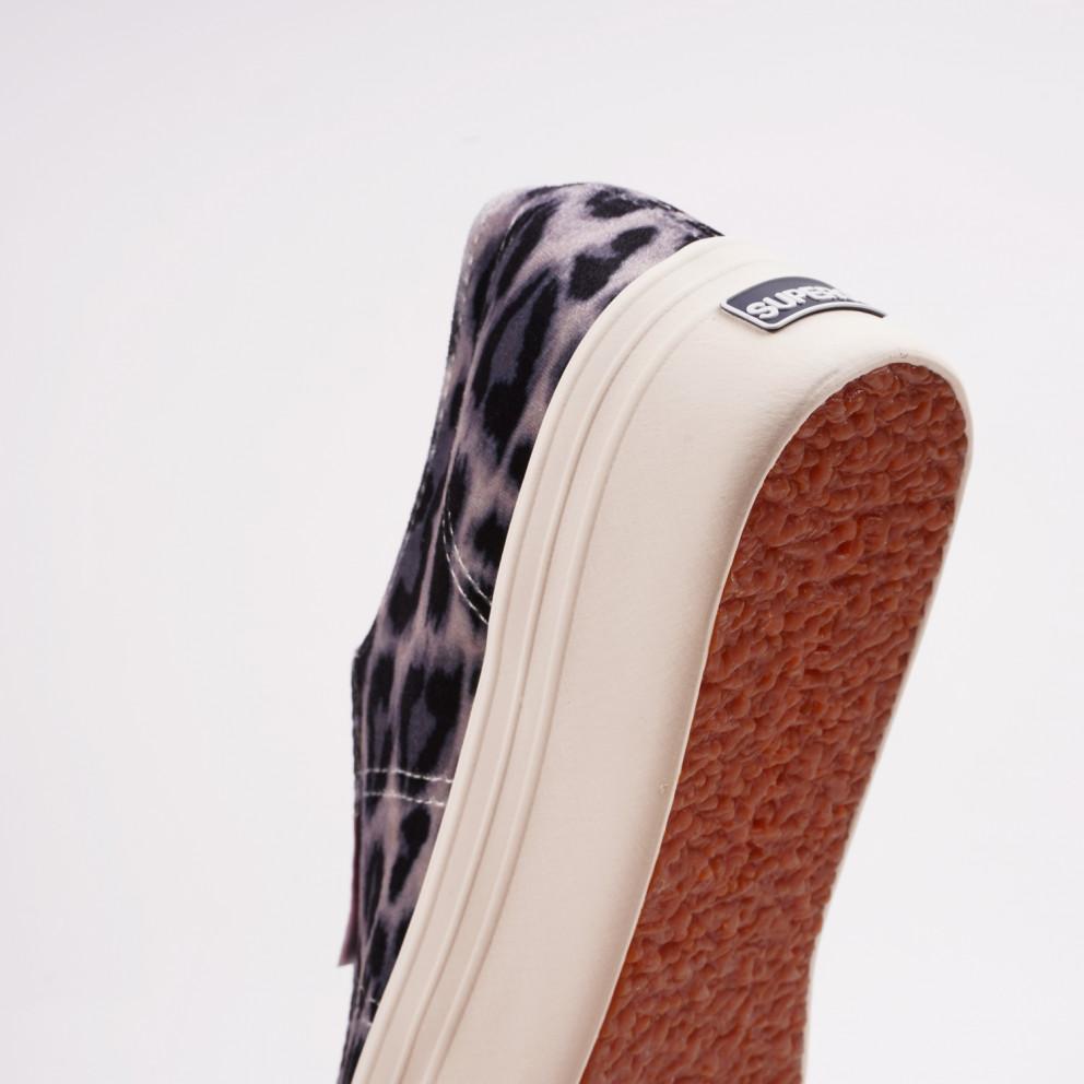 Superga 2790 Platform Velvet Sneakers