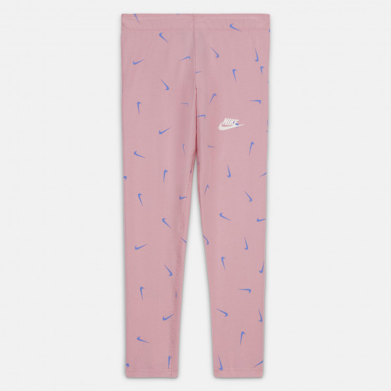 Nike Sportswear Printed Kids' Leggings
