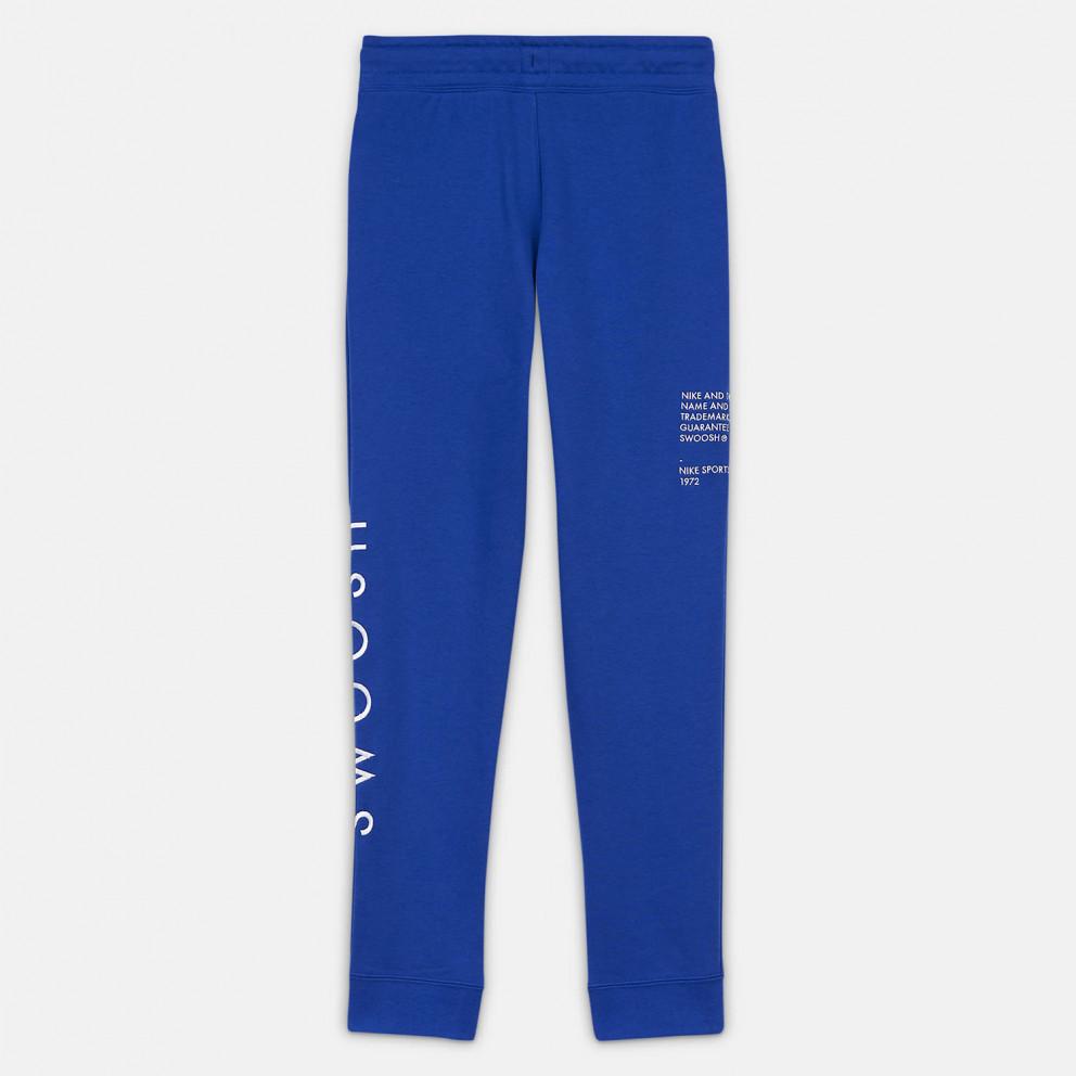Nike Sportswear Swoosh Kids' Trousers