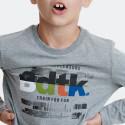 BodyTalk Παιδική Μακρυμάνικη Μπλούζα
