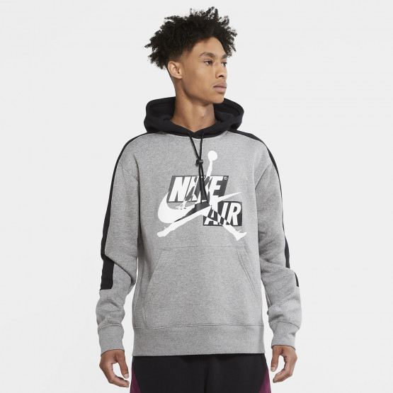 Jordan Jumpman Classics Ανδρική Μπλούζα με Κουκούλα
