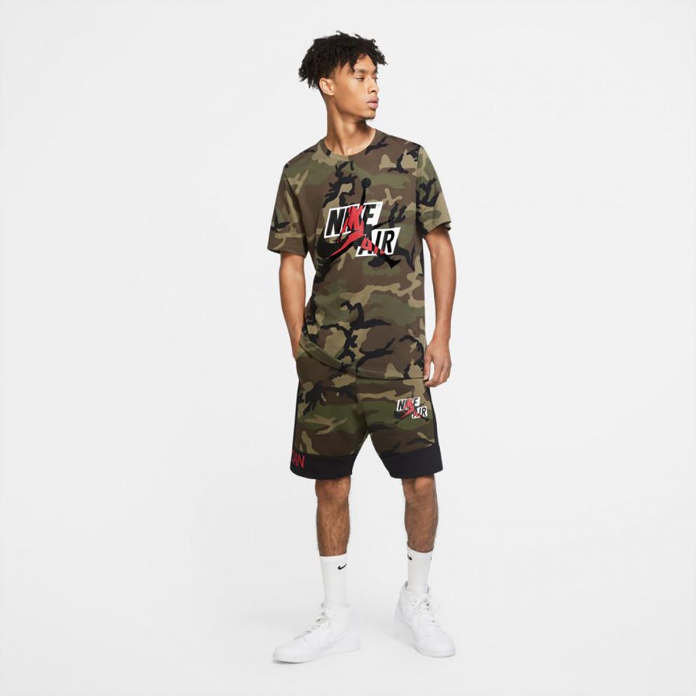 Jordan Jumpman Classics Ανδρική Κοντομάνικη Μπλούζα