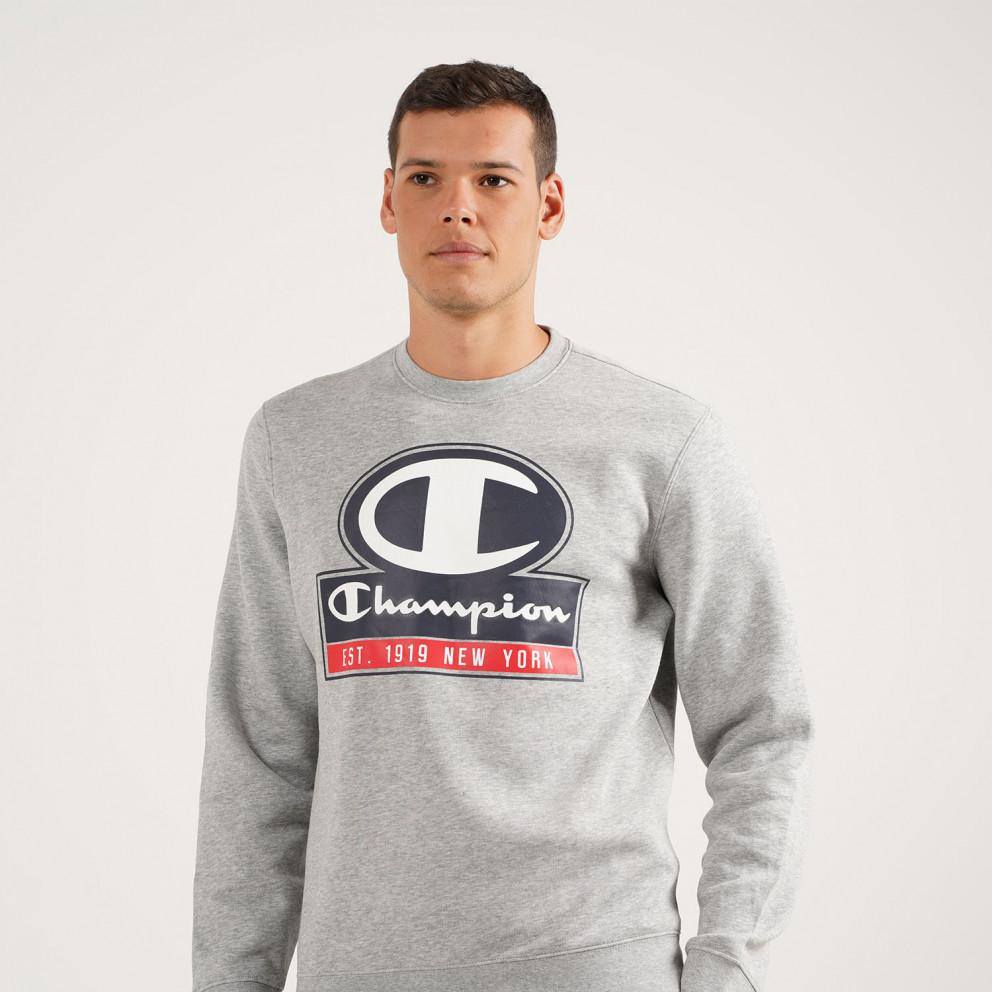 Champion Crewneck Ανδρική Μπλούζα
