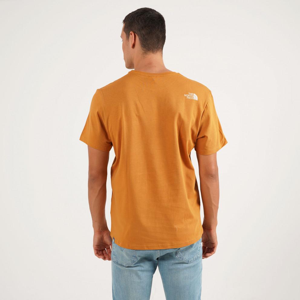 THE NORTH FACE Ανδρική Κοντομάνικη Μπλούζα