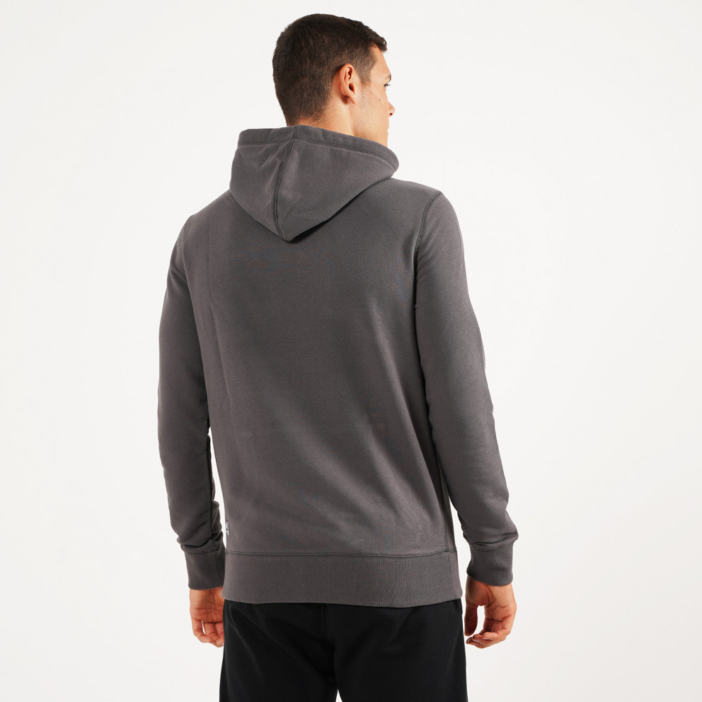 Body Action Ανδρική Μπλούζα με Κουκούλα
