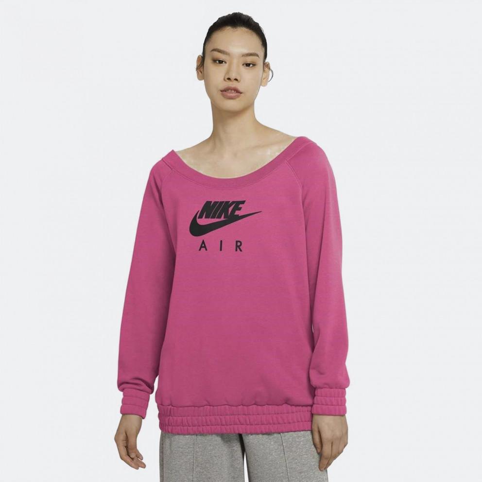 Nike Air Crew Fleece Γυναικείο Φούτερ