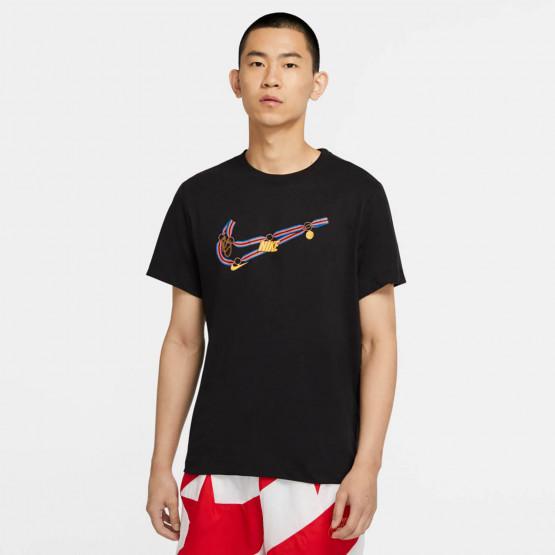 Nike M Dry Medallion Swsh Tee