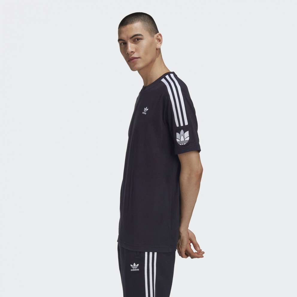 adidas Originals Adicolor 3d Trefoil 3-Stripes Men's Tee
