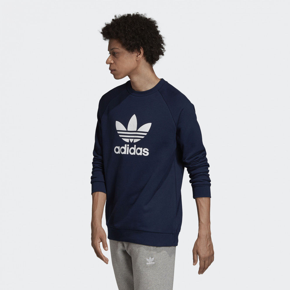 adidas Originals Trefoil Warm-Up Crew Ανδρικό Φούτερ