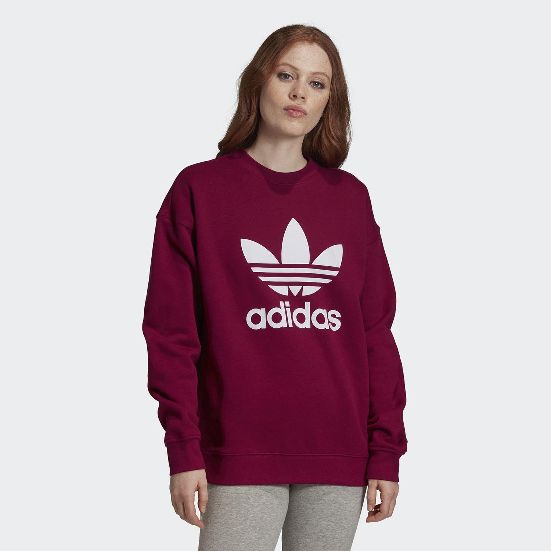 adidas Originals Trefoil Crew Γυναικείο Φούτερ (9000058765_45802)