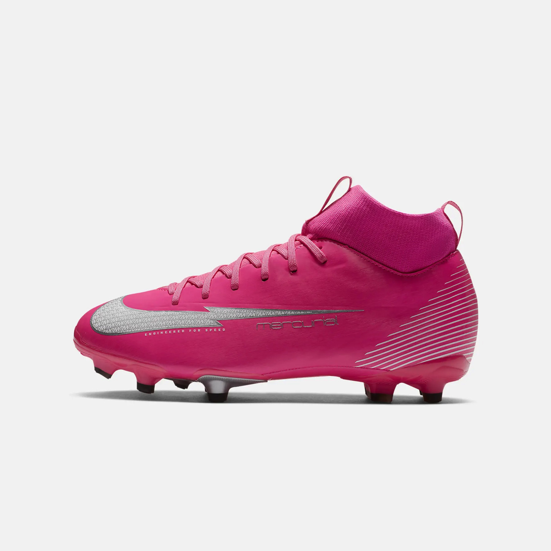 Nike Jr. Mercurial Superfly 7 Kylian Mbappé Academy Παιδικά Παπούτσια Για Ποδόσφαιρο (9000055562_46265)