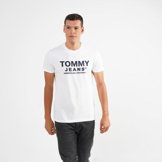 Tommy Jeans Essential Front Logo Men's T-Shirt