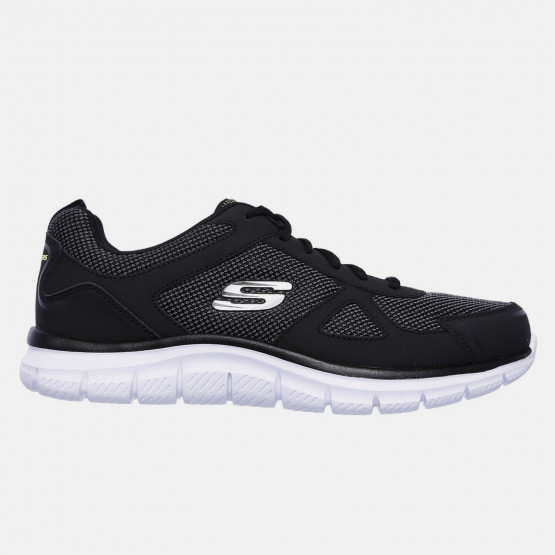 Skechers Lite-Weight Qtr Overlay Lace-Up Jogger W/