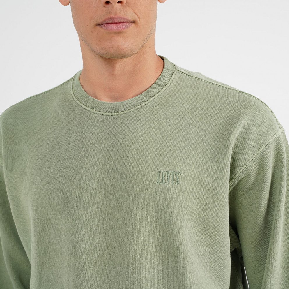 Levi's Authentic Logo Crewneck Ανδρική Μπλούζα
