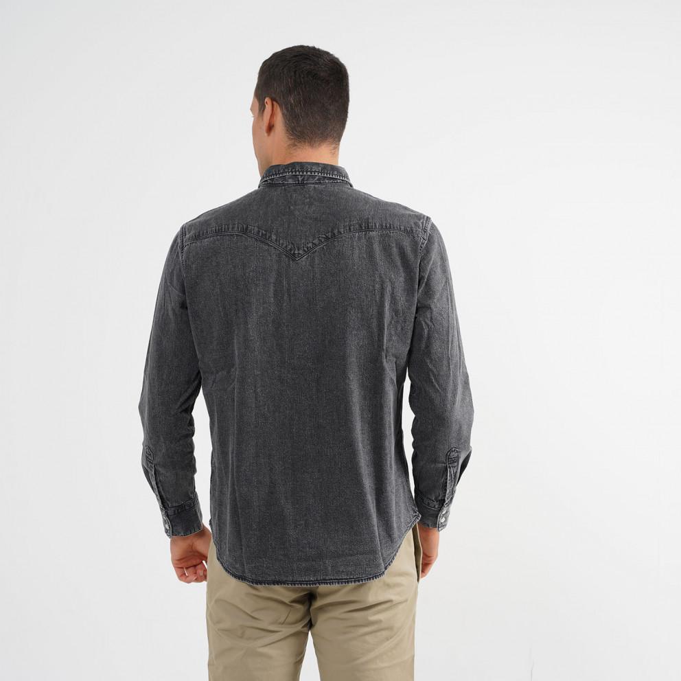 Levis Barstow Western Standard Denim Men's Shirt