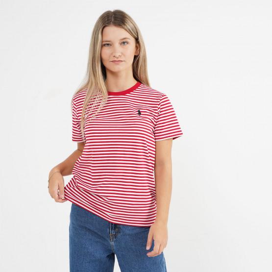 Polo Ralph Lauren Stripe Rl T-Short Sleeve-Knit