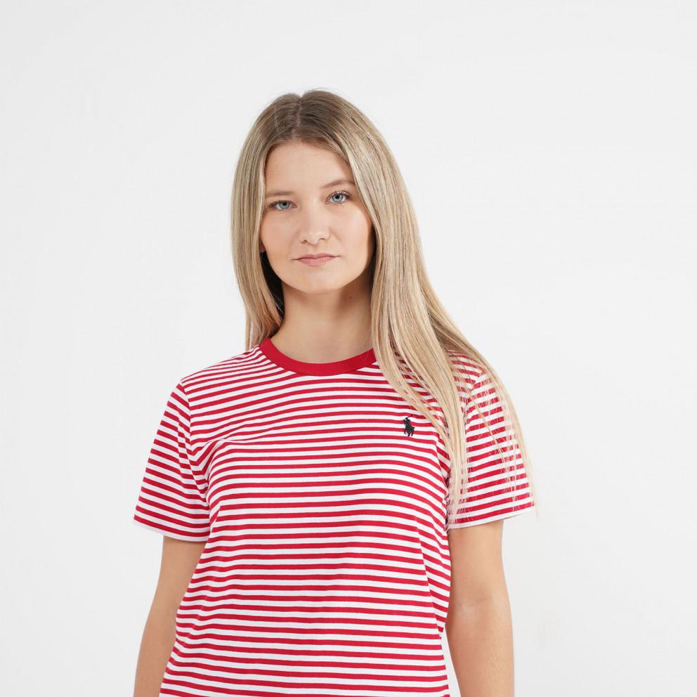 Ralph Lauren Γυναικείο Ριγέ T-Shirt