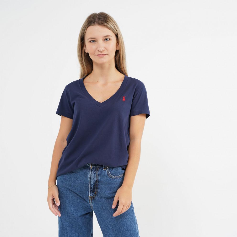 Polo Ralph Lauren Cotton Jersey Crewneck Γυναικεία Μπλούζα