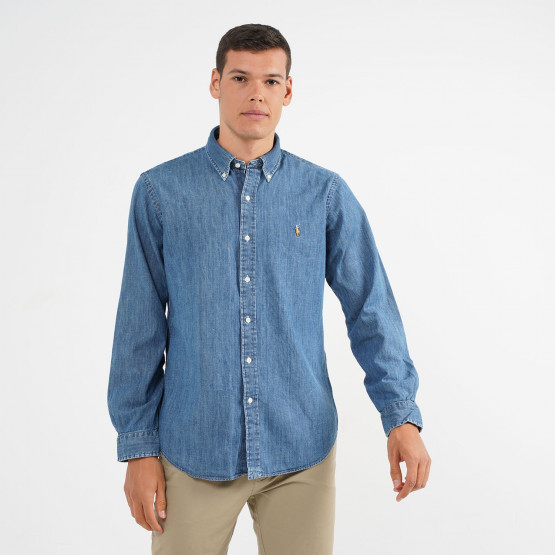 Polo Ralph Lauren Cubdppcs-Long Sleeve-Sport Shirt