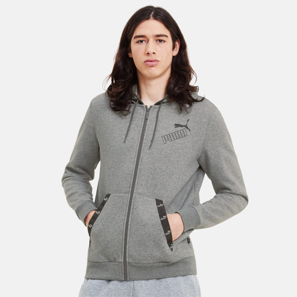 Puma Amplified Men's Jacket with Hood