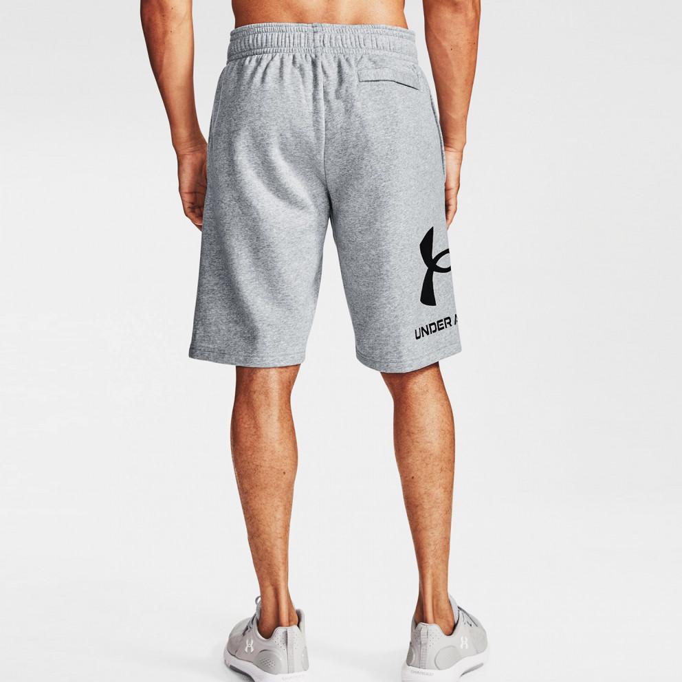 Under Armour Rival Fleece Big Logo Men's Shorts