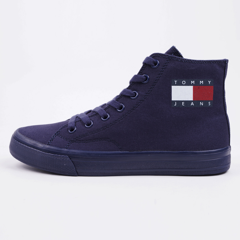 Tommy Jeans Mid Cut Lace Up Γυναικεία Παπούτσια (9000063152_45076)
