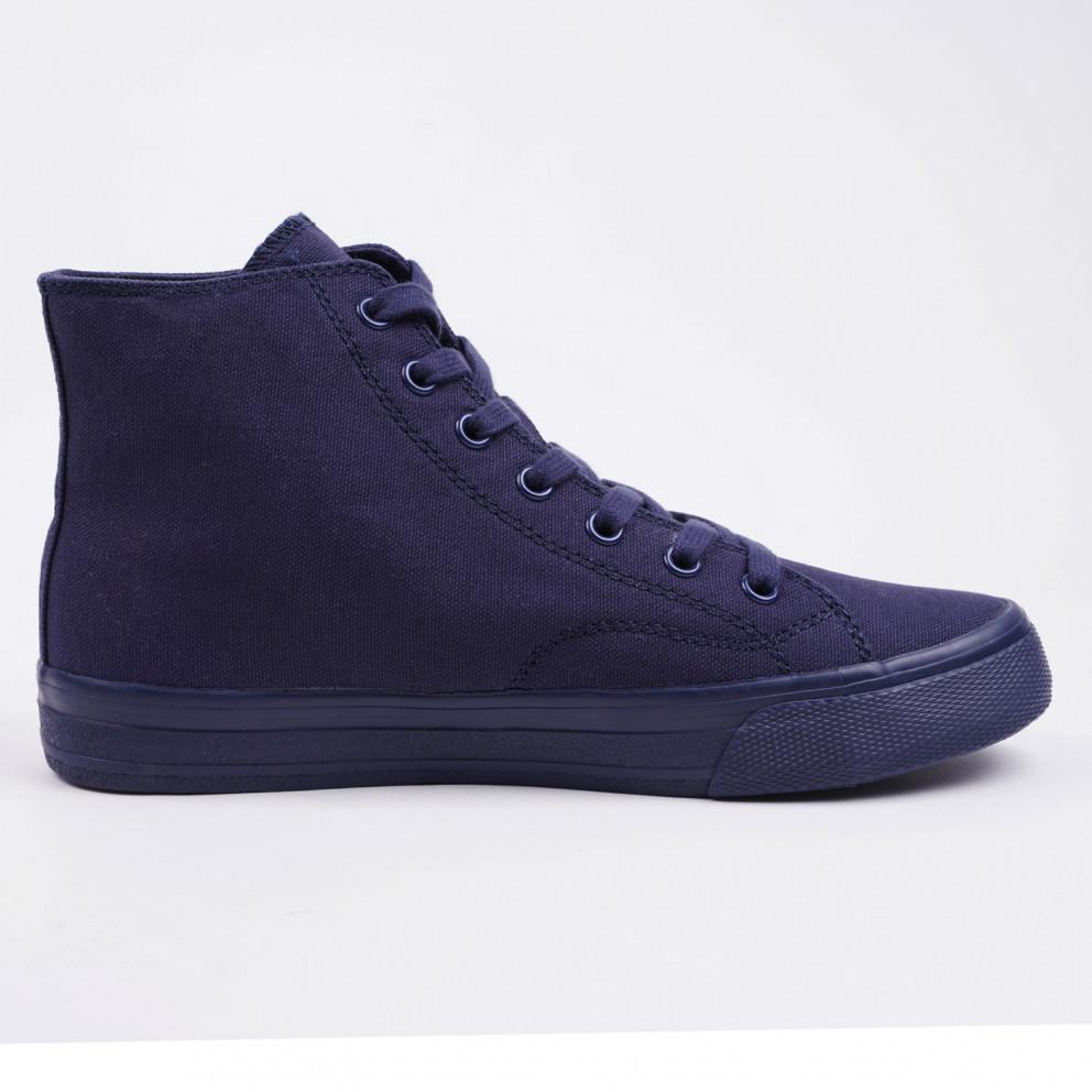 Tommy Jeans Mid Cut Lace Up Γυναικεία Παπούτσια