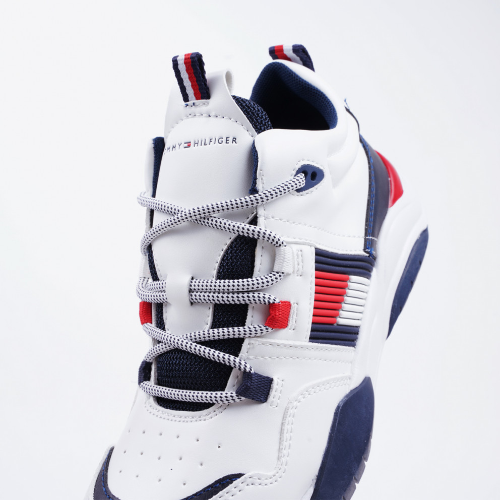 Tommy Jeans Mid Cut Lace-Up Sneaker