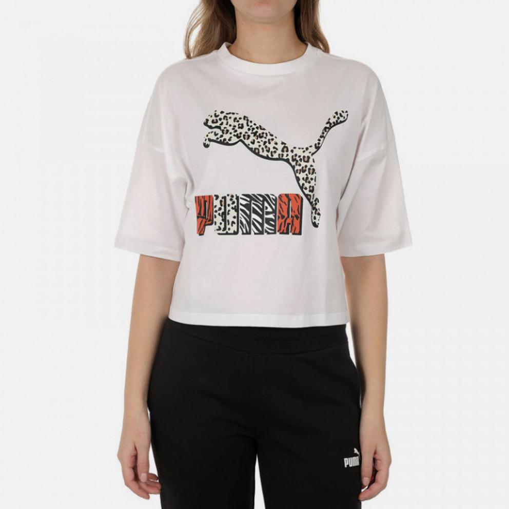 Puma Classics Γυναικείο T-Shirt