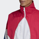 adidas Originals Big Trefoil Outline Woven Colorblock Men's Jacket