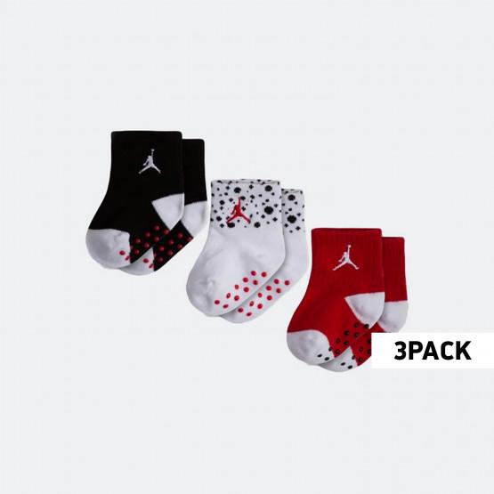 Jordan Cement Infant/Toddler Ankle 3Pk