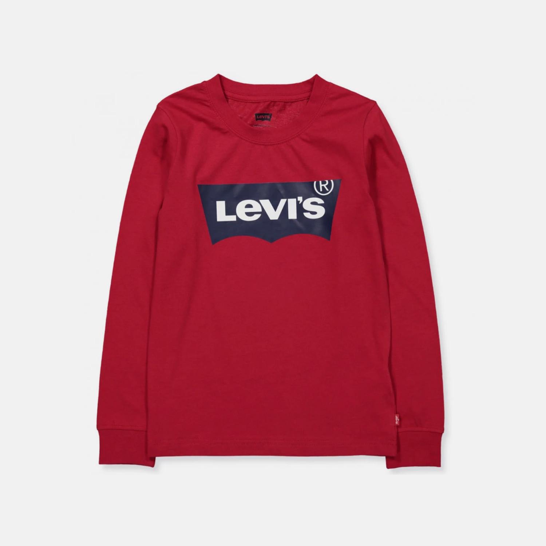 Levis Batwing Παιδική Μακρυμάνικη Μπλούζα (9000063724_48847)